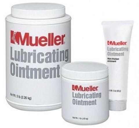 120202N Lubricating Ointment, 1 lb jar, 12/cs, Уменьшающая трение мазь, 400 гр, банка