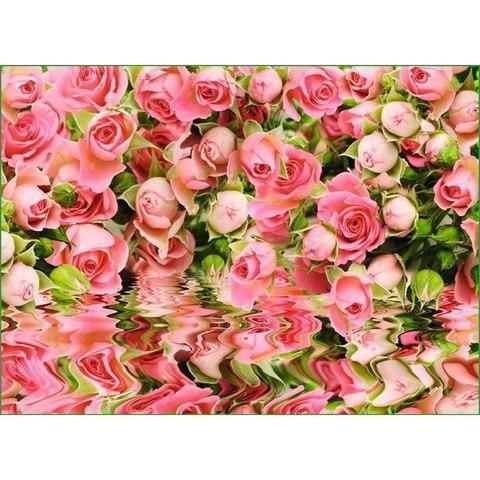 Великолепие - розы 268x196 см