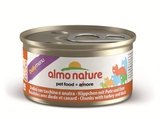 Almo Nature Daily Menu Mousse Chicken Консервы для кошек