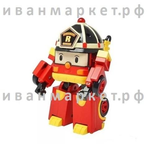 Рой Машинка-трансформер Робокар Поли (Robocar Poli)