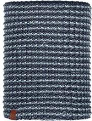 Шарф-труба вязаный с флисовой подкладкой Buff Neckwarmer Knitted Polar Dana Graphite