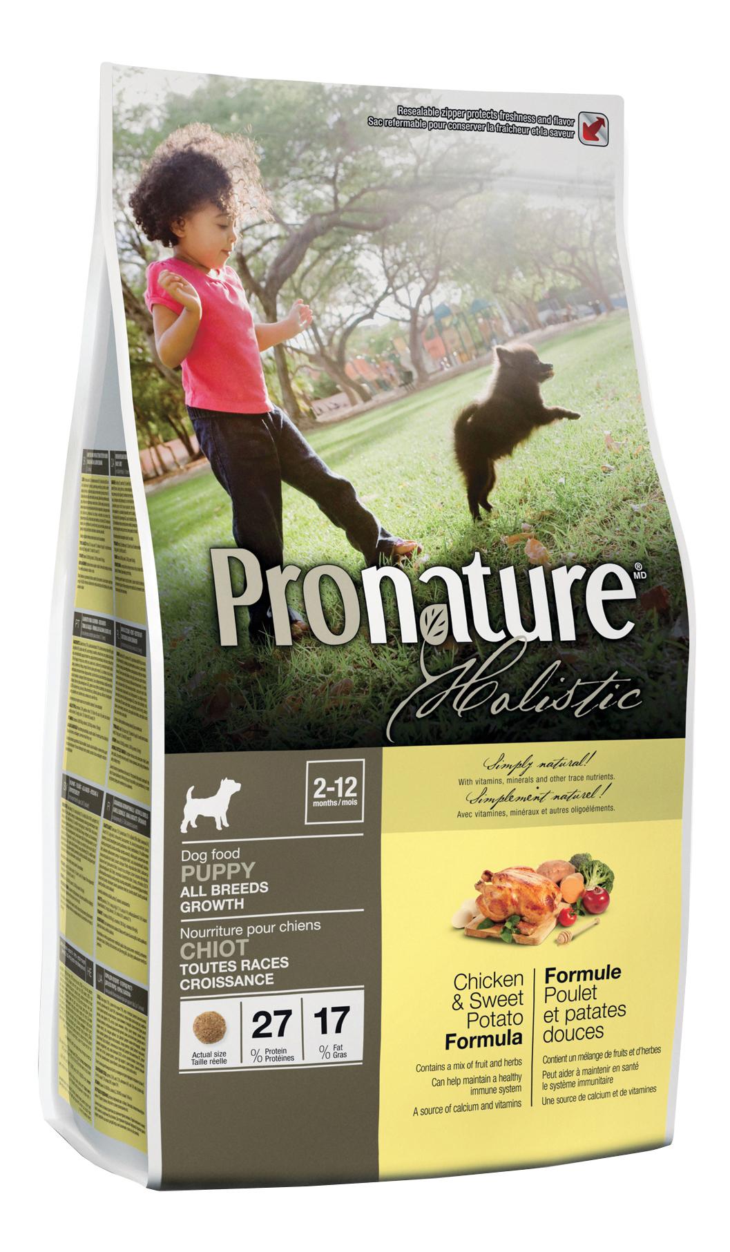 Pronature Корм для щенков, Pronature Holistic, с курицей и сладким картофелем CHICKEN_AND_SWEET_POTATO11.jpg