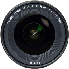 Объектив Canon EF 16-35mm f/4L IS USM Black для Canon