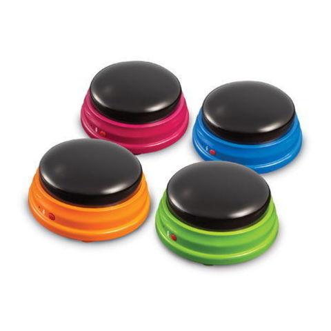 LER3769 Гигантские кнопки Запиши свой звук Learning Resources