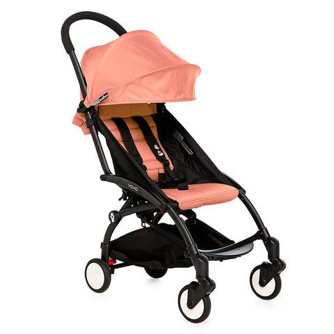 Детская коляска BabyZen YoYo 6+ (розовая) напрокат