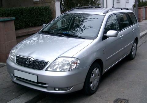 Тормозные колодки Kötl 3289KT для Toyota Corolla IX универсал (_E12J_, _E12T_) 1.4 D-4D, 2004-2007 года выпуска