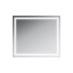 Зеркало AM.PM GEM M91AMOX0801WG 80 см с LED-подсветкой по периметру