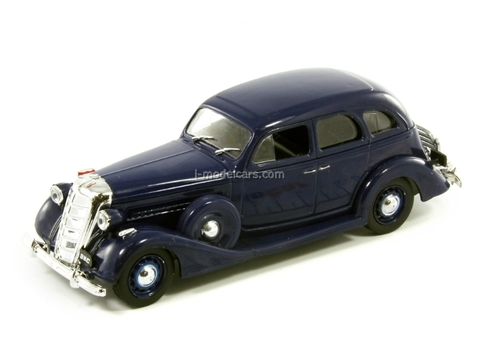 ZIS-101 purple 1:43 DeAgostini Auto Legends USSR Best #18