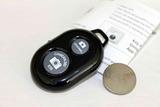 Брелок Кнопка для Селфи Bluetooth Remote Shutter (Черный)
