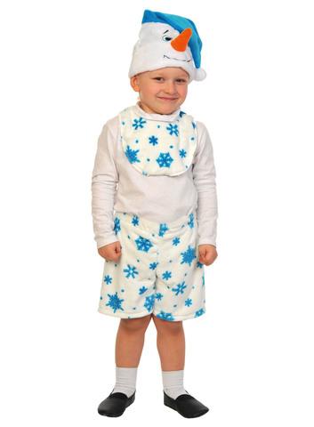 Детский костюм Снеговик
