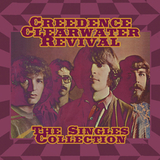 Creedence Clearwater Revival / The Singles Collection (2CD+DVD)