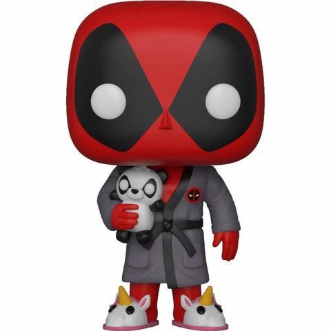 Фигурка Funko POP! Bobble: Marvel: Deadpool Playtime: Deadpool in Robe
