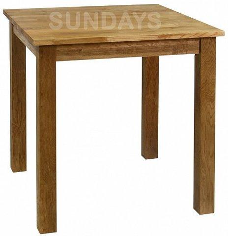 Обеденный стол Home4you GLOUCESTER 19953