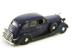 ZIS-101 purple 1:43 DeAgostini Auto Legends USSR Best #18