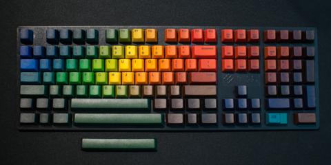 Набор клавиш «Gradient»