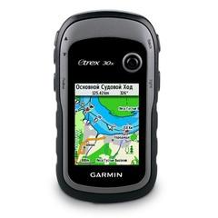 Туристический навигатор Garmin eTrex 30x GPS Глонасс Россия