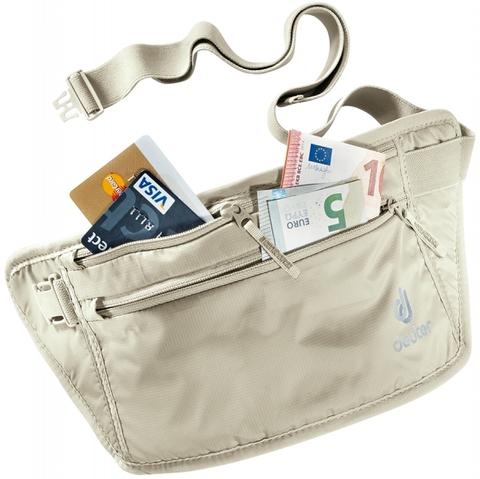 Картинка кошелек на пояс Deuter Security Money Belt II sand