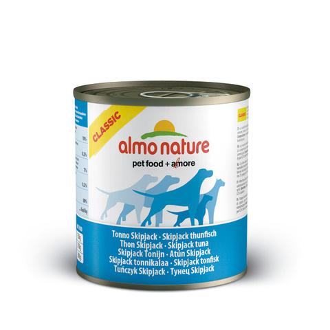 Консервы (банка) Almo Nature Classic Skip Jack Tuna