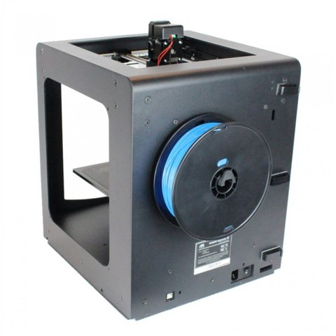 3D-принтер Wanhao Duplicator 6 plus с пластиковым корпусом