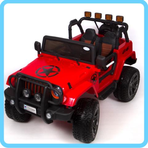 Jeep Wrangler T555MP (Полноприводный, двухместный)