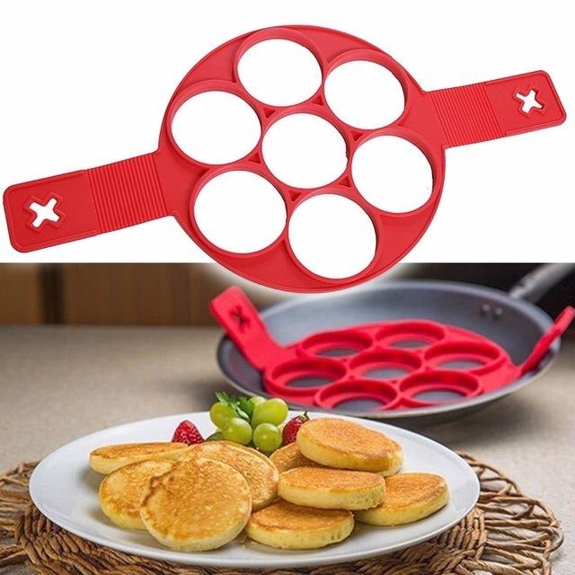 Товары для кухни Силиконовая форма для оладий Flippin fantastic Flippin-Flip.jpg.jpg