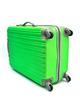 Чемодан Ananda APL-833 Зеленый (М)