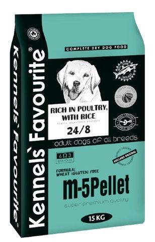 Kennels` Favourite M-5 Для взрослых собак 15 кг.