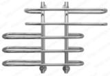 Водяной полотенцесушитель  U42-67  60х70