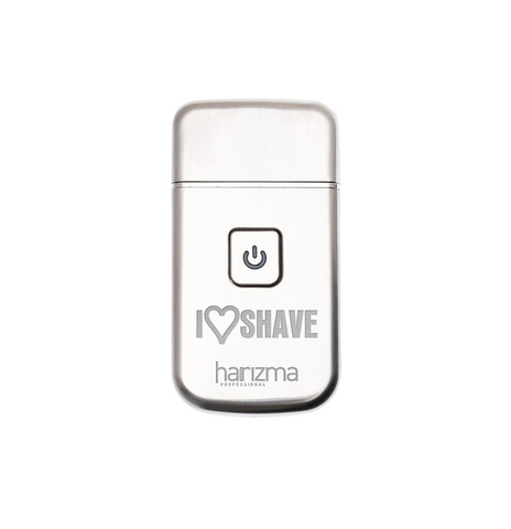Компактный шейвер Harizma I Love Shave