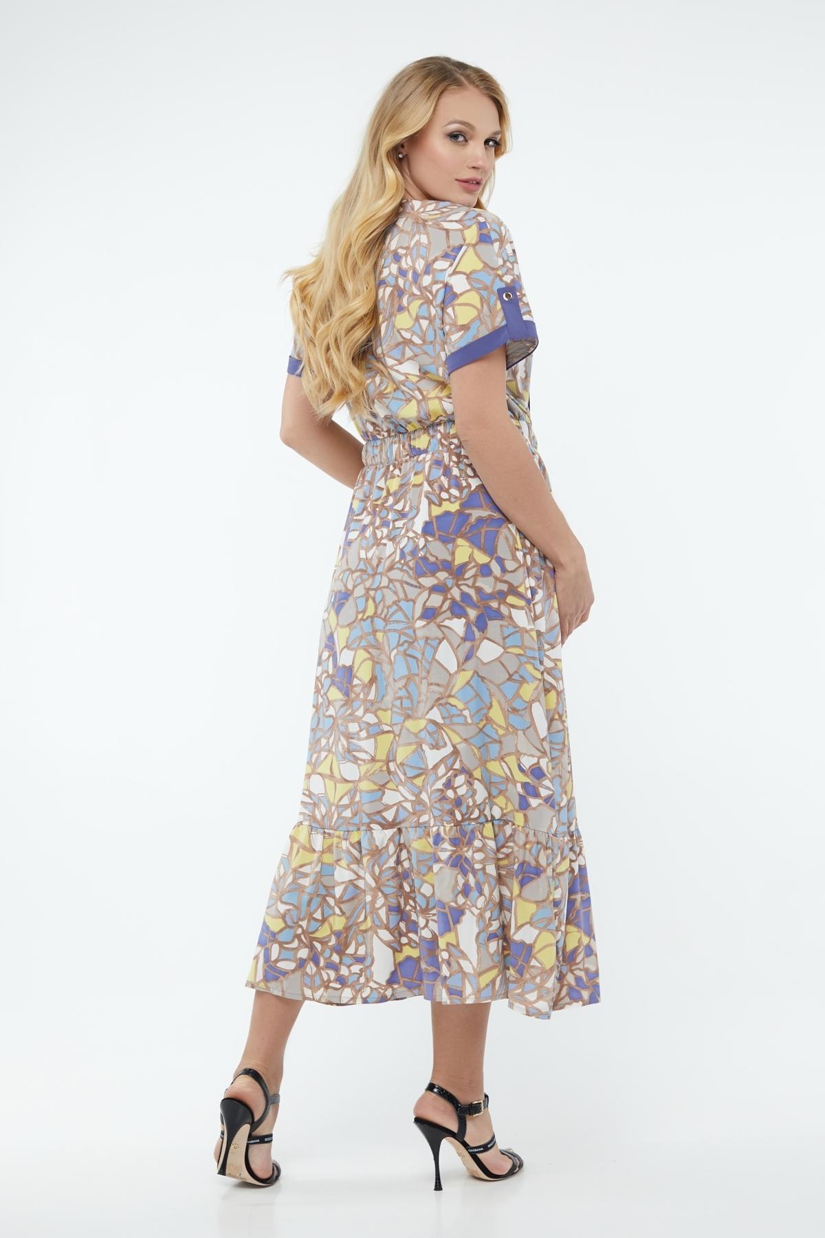 Платье Юджина (джинс )