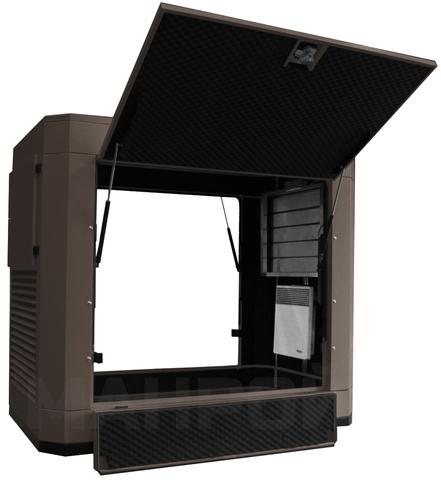 Всепогодный шумозащитный кожух для генератора SB1800SK