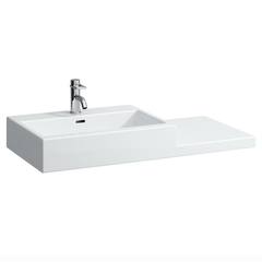 Раковина Laufen Living City 100x46см.  8.1843.2.000.104.1