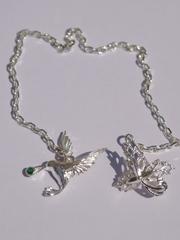 Птичка  ( серебряный ионизатор)