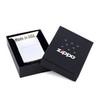 Зажигалка Zippo с покрытием High Polish Chrome, латунь/сталь, серебристая, глянцевая, 36x12x56