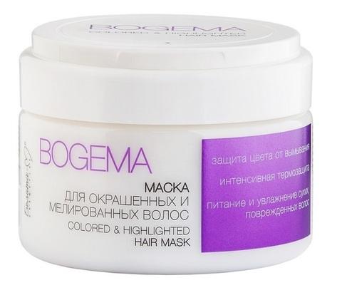 Белита-М Bogema Маска для окрашенных и мелированных волос 250г