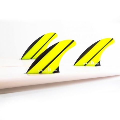 FCS II Carver Neo Glass Tri Retail Fins