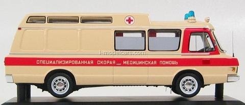 ZIL-118KA Ambulance DIP 1:43