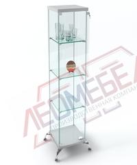 ВК- 350 Люкс Витрина стеклянная