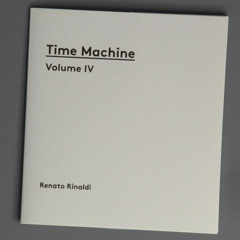 Time Machine. Volume IV