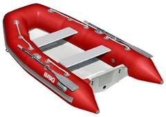 Надувная РИБ-лодка BRIG F300