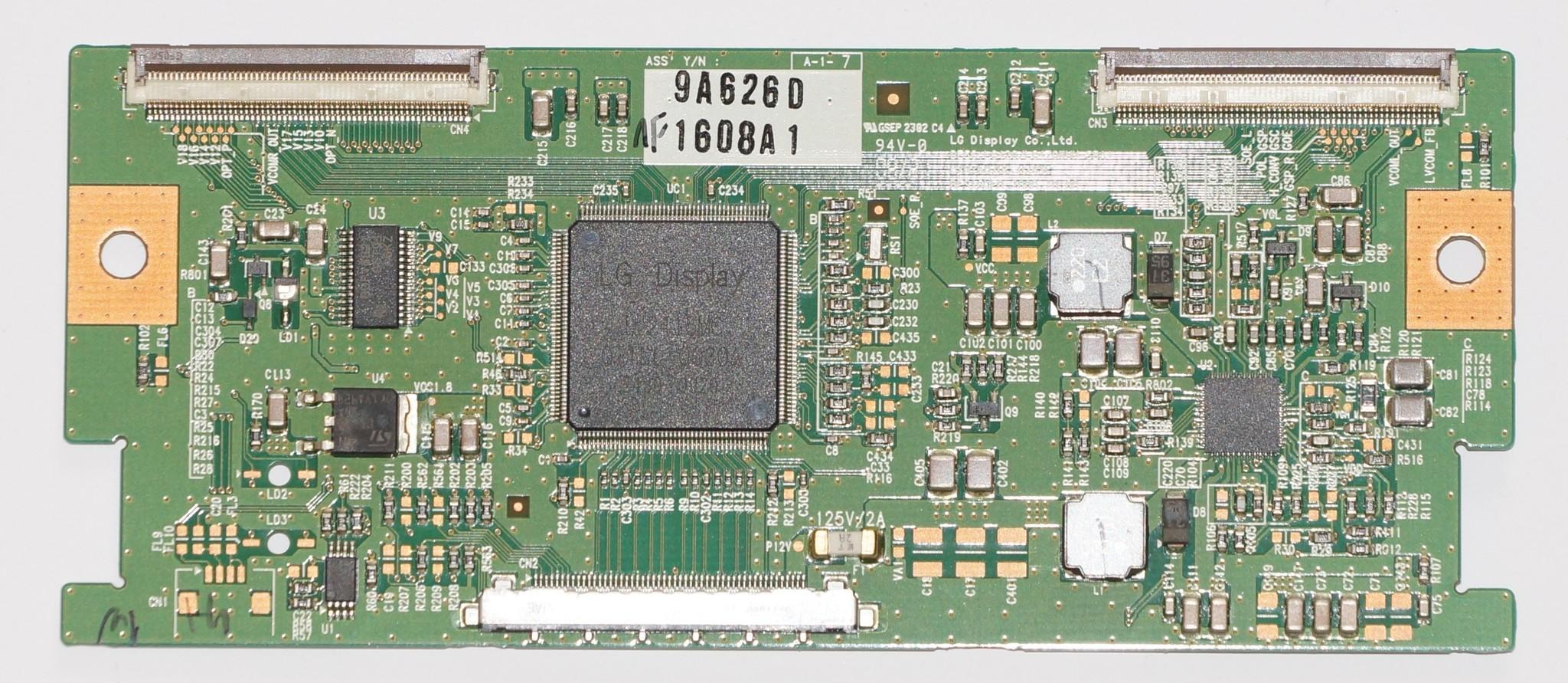 6870C-0243C LC420/LC470WUN-SBA t-con телевизора LG