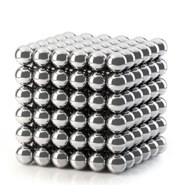 Неокуб стальной 216 шариков (3мм)