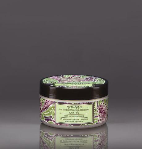 Liv delano Oriental touch Крем-суфле для интенсивного увлажнения кожи тела 250г