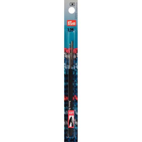 Крючок для вязания с защитным колпачком №1,25 PRYM 175622