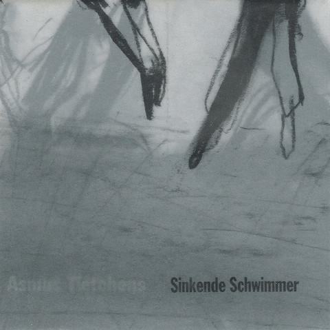 Sinkende Schwimmer