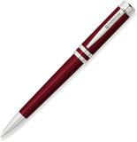 Шариковая ручка Franklin Covey Freemont Red в футляре (FC0032-3)