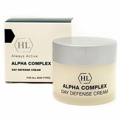 Holy Land Alpha Complex Multifruit System Day Defense Cream Spf 15 - Дневной защитный крем 50 мл