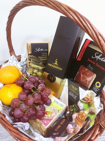 Gift Basket Delivery To Tbilisi