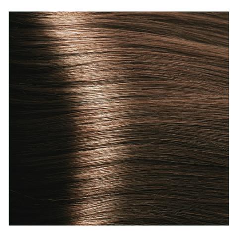 Крем краска для волос с гиалуроновой кислотой Kapous, 100 мл - HY 6.23 Темный блондин перламутровый