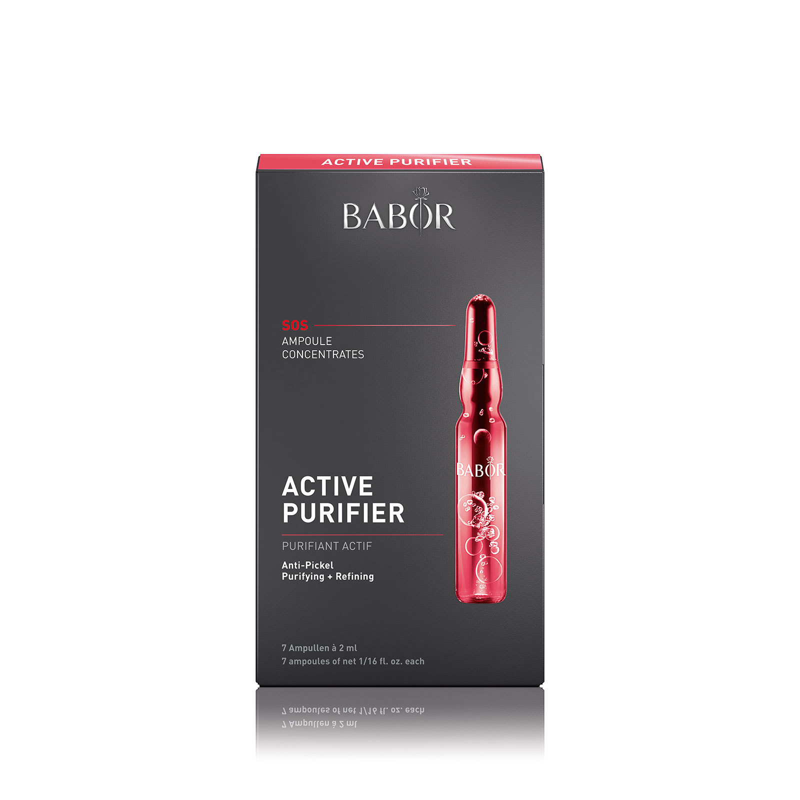 Набор Ampoule Babor Active Purifier 14ml